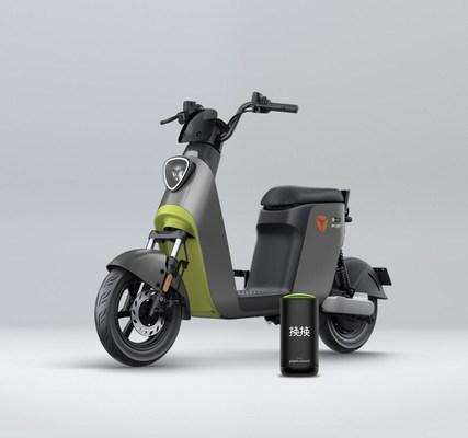 Yadea Reveals New Huan Huan Vehicle Series